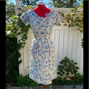 1940's Vintage Dress Sz Small